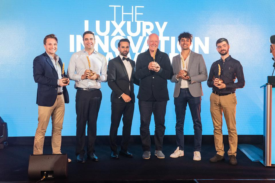 Luxury Venture Group Selects Its First Luxury Innovation Award Start-Up Winners