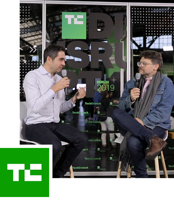 Authena selected as Top Pickin the category blockchain at TechCrunch Disrupt Berlin 2019