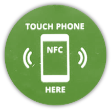 NFC tag for products