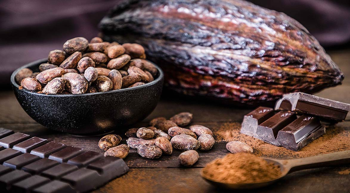 A revolutionary system to engage end-users and trace cocoa beans until a chocolates' box