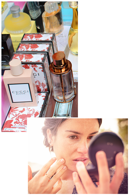 authentication of branded cosmetics